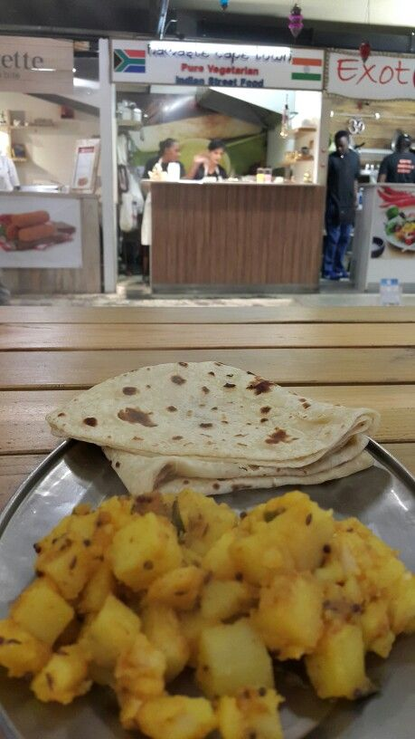 Namaste Cape Town pure veg  Indian street food in V&A Waterfront Cape Town