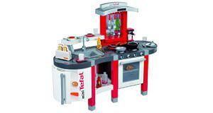 Kinderküche Smoby - Tefal Super Chef Execellence - 24667 › Kinderküche, Spielküche aus Holz - Tests Kinder Holzküche und Spielzeugküche