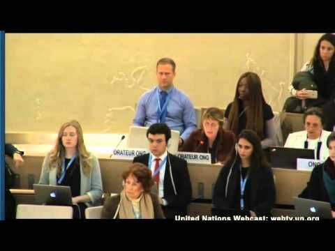 WATCH: Terror Survivor Kay Wilson Tells UN Security Council It's Immoral To Single Out Israel | United With Israel