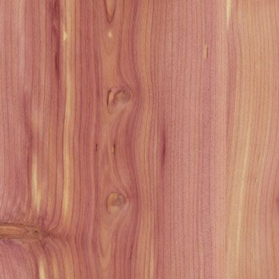 MEXICAN RED CEDAR EXOTIC WOOD Workability Overall, Aromatic is easy to work.