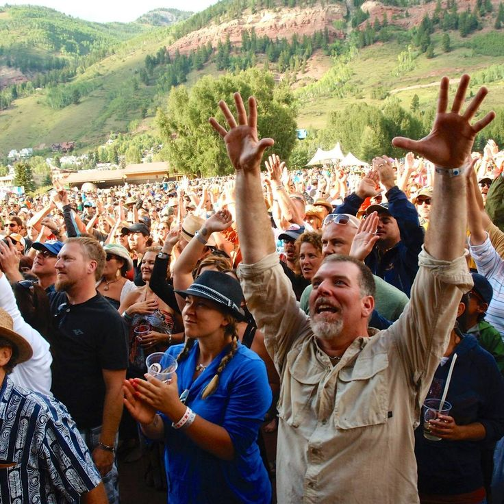 #Telluride, are you ready to ride? The Ride Festival kicks off tomorrow with Ben Harper & The Innocent Criminals and the John Butler Trio. Beck is performing Sunday. http://ridefestival.com/