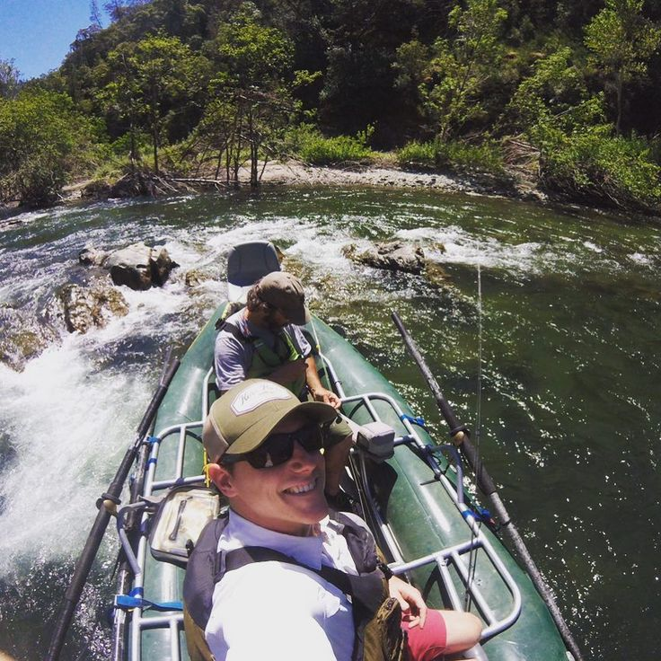 """36 Likes, 2 Comments - Brian Conley (@fly_n_brian) on Instagram: """"Selfies on whitewater fishing rafts are still in right? Grady from @riseuprivertrips taught me to…"""""""
