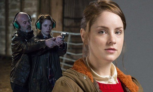 Peaky Blinders star Sophie Rundle talks about new detective series Talking To The Dead   Daily Mail Online