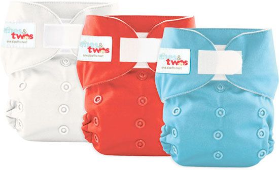 Ones ~ Modern Cloth Nappies for Busy Parents