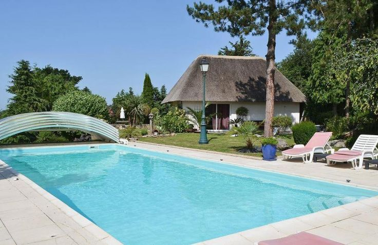 Swimming Pool | La Tonnelle, Saint Simon, Charente Maritime | Villas In  France | Pinterest | Villas And France