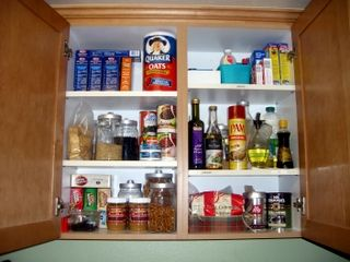 Space for Living Organizing | Kitchen Pantry Redo