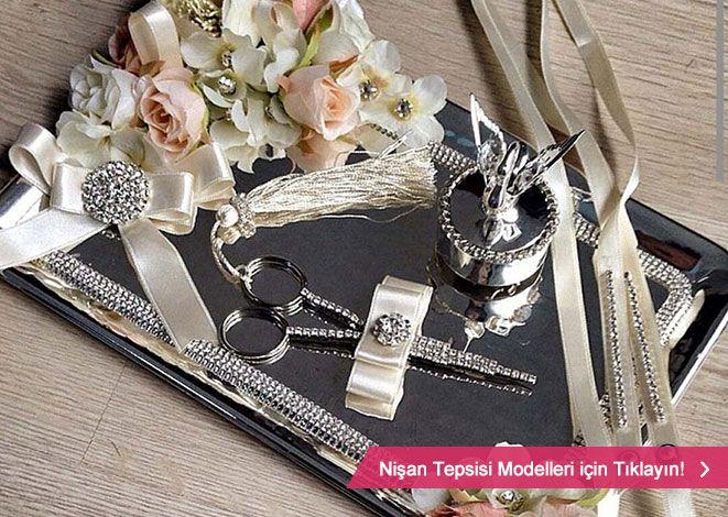 Gümüş, Aynalı, Modern: Nişan Tepsisi Seçiminizi Yaptınız mı? - Gelin Ayakkabısı ve Aksesuarları