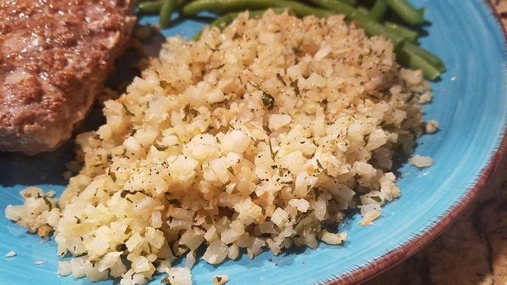 Parsley Cauli Rice
