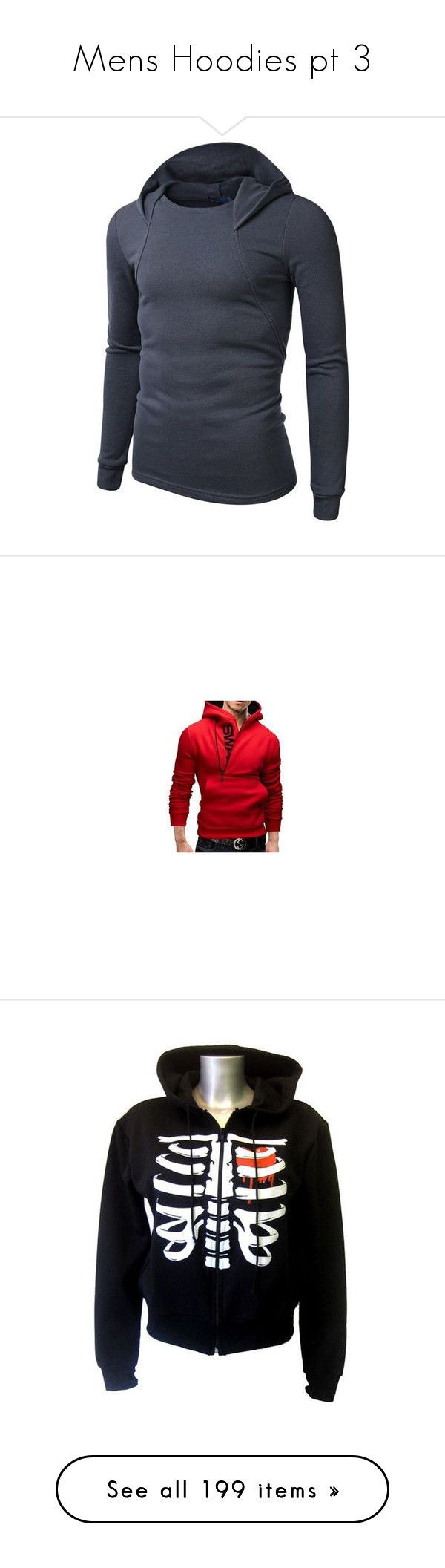 """""""Mens Hoodies pt 3"""" by thwgi ❤ liked on Polyvore featuring men's fashion, men's clothing, men's shirts, men's t-shirts, mens short sleeve shirts, mens slim fit short sleeve shirts, mens faux leather shirt, mens slim t shirts, mens slim fit shirts and tops"""