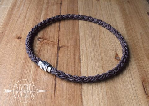 Men's 8 Strand Leather Diffuser Necklace – Sacred Arrow
