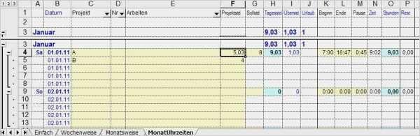 30 Genial Excel Arbeitszeiterfassung Vorlage Bilder In 2020 Vorlagen Zeiterfassung Excel Excel Vorlage