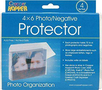Cropper Hopper Photo/Negative Protector 4/Pkg-4?X6? Review