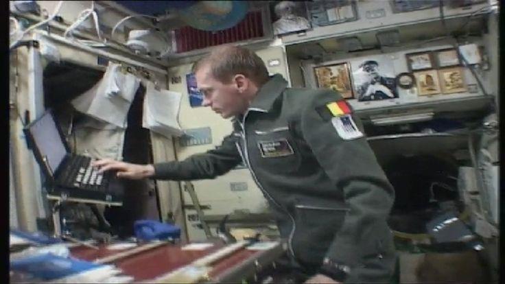 In het ruimtestation ISS zijn astronauten druk bezig met wetenschappelijk onderzoek. En werken in de ruimte is niet zo makkelijk als het lijkt.