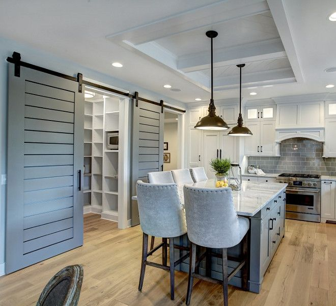 Sherwin Williams Classic French Gray Cabinet Color Sherwin: 17 Best Ideas About Sliding Doors On Pinterest