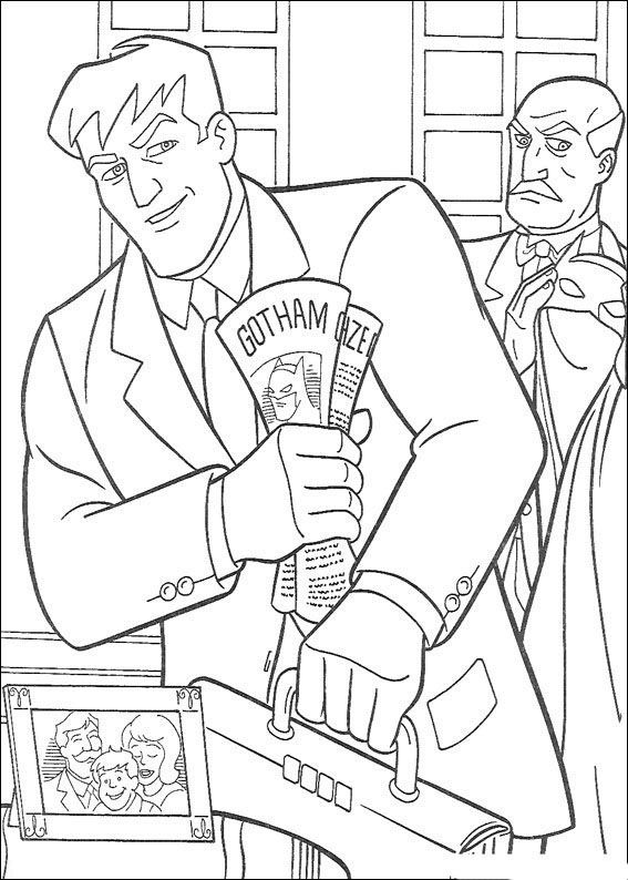 batman begins coloring pages - photo#34