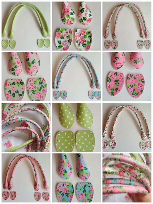 How amazing are these bag handles diy craft for Handles for bags craft
