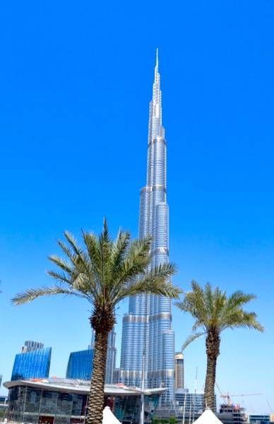 Burj Khalifa - what to do in 48-hours in Dubai