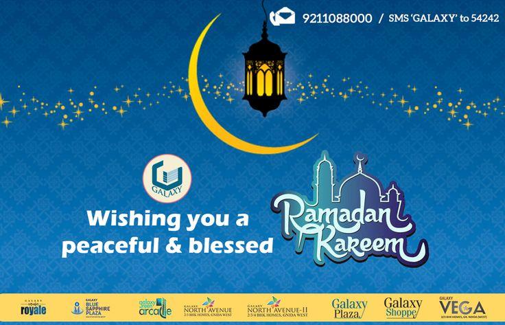 Have a blessed Ramadan  #galaxygroup #bluesapphireplaza #Ramadan #muslim #ramadanmubarak #iftar #fasting #ramzan #roza