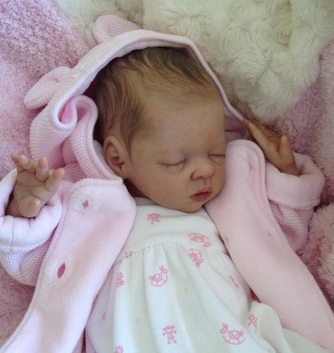 Joanna S Nursery Completely Adorable Reborn Baby Girl
