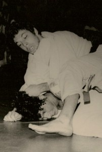1983 - Carlos Gracie jnr becomes head instructor
