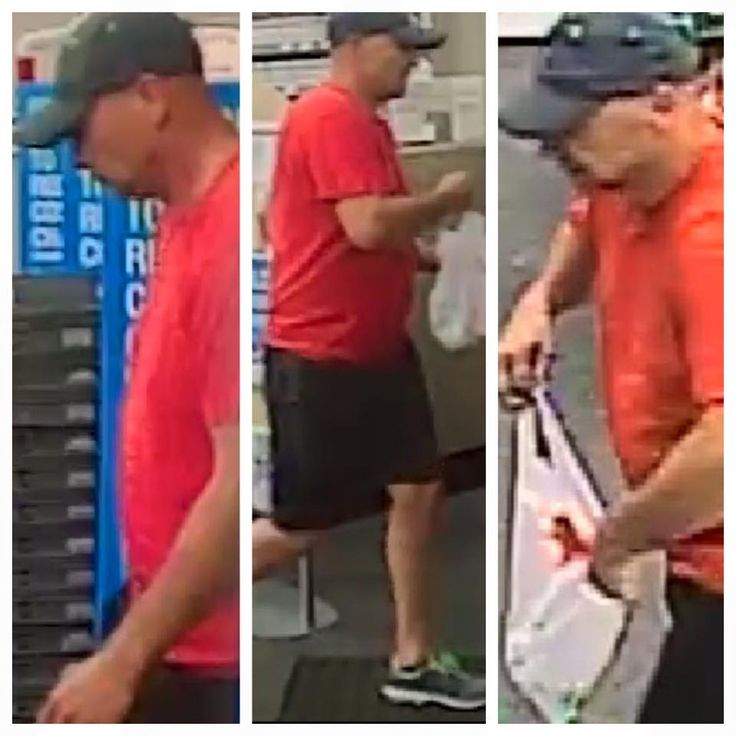 """ANNE ARUNDEL COUNTY POLICE DEPARTMENT Our Robbery Unit is asking for help to identify this suspect who committed an Armed Robbery at the Walgreen's Pharmacy located at 7901 Ritchie Highway. Robbery occurred on August 5, 2015.  If you have any information contact Det. Wills @ 410-222-3432  or Metro Crime Stoppers Hotline Available 24-Hours A Day Toll Free at 1-866-7LOCKUP or Text """"MCS plus your message"""" to CRIMES (274637)"""