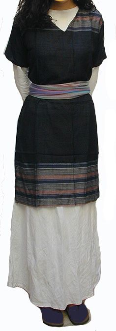 "Traditional Jewish women's dress- It is so pretty. I want to make an ""Evie"" version..."