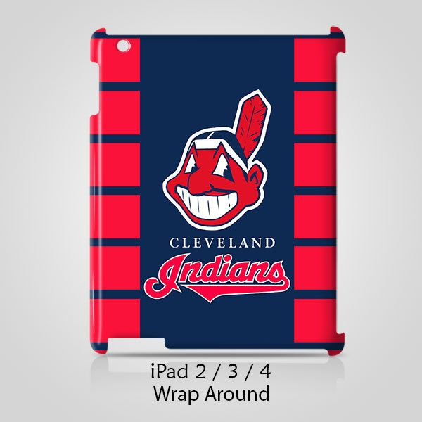 Cleveland Indians iPad 2 3 4 Case Cover