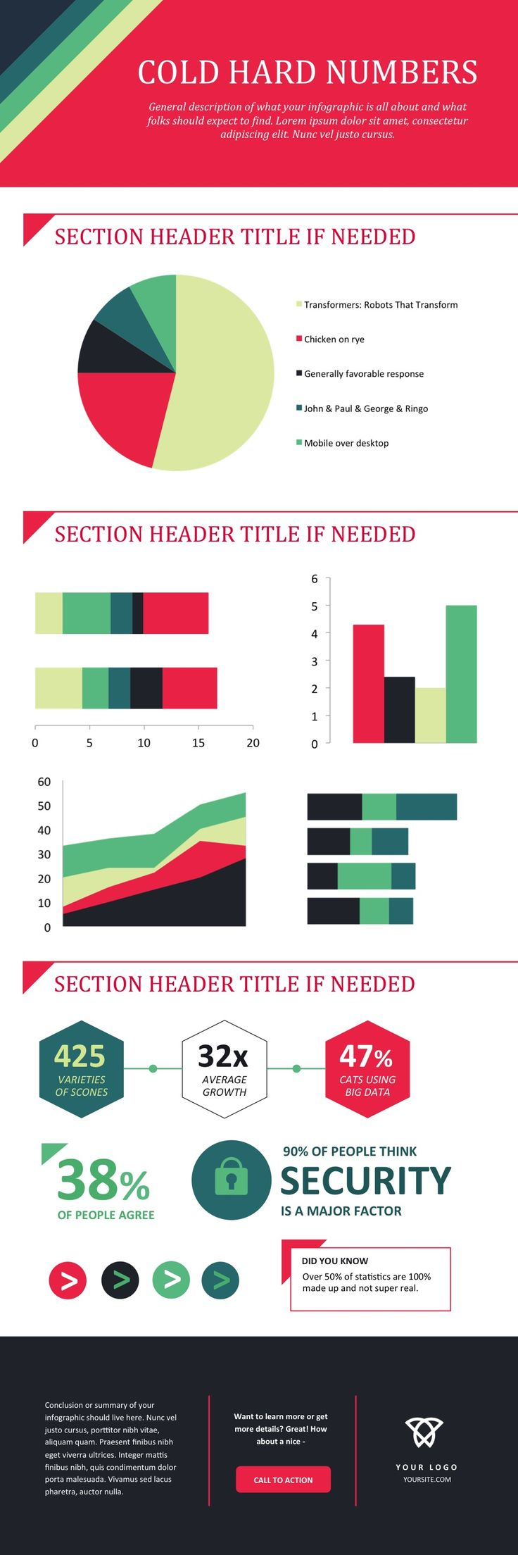 January 27, 2016 // 8:00 AM How to Make an Infographic in Under an Hour [15 Free Infographic Templates]