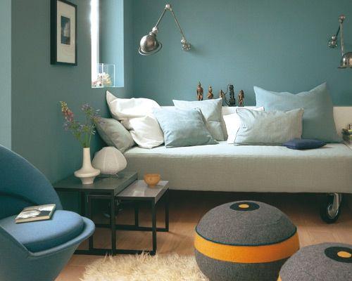 Das Wohn-Gästezimmer, 9 m²