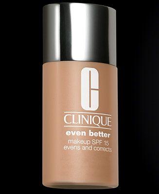 Clinique Even Better Makeup SPF 15, 1 oz