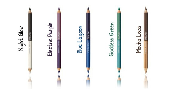 Oriflame - Very Me Double Trouble eye pencils