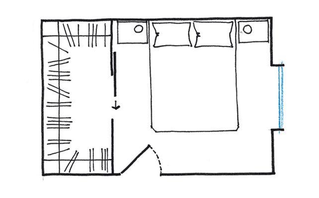 Oltre 25 fantastiche idee su armadio per camera da letto for Armadio per stanza da letto