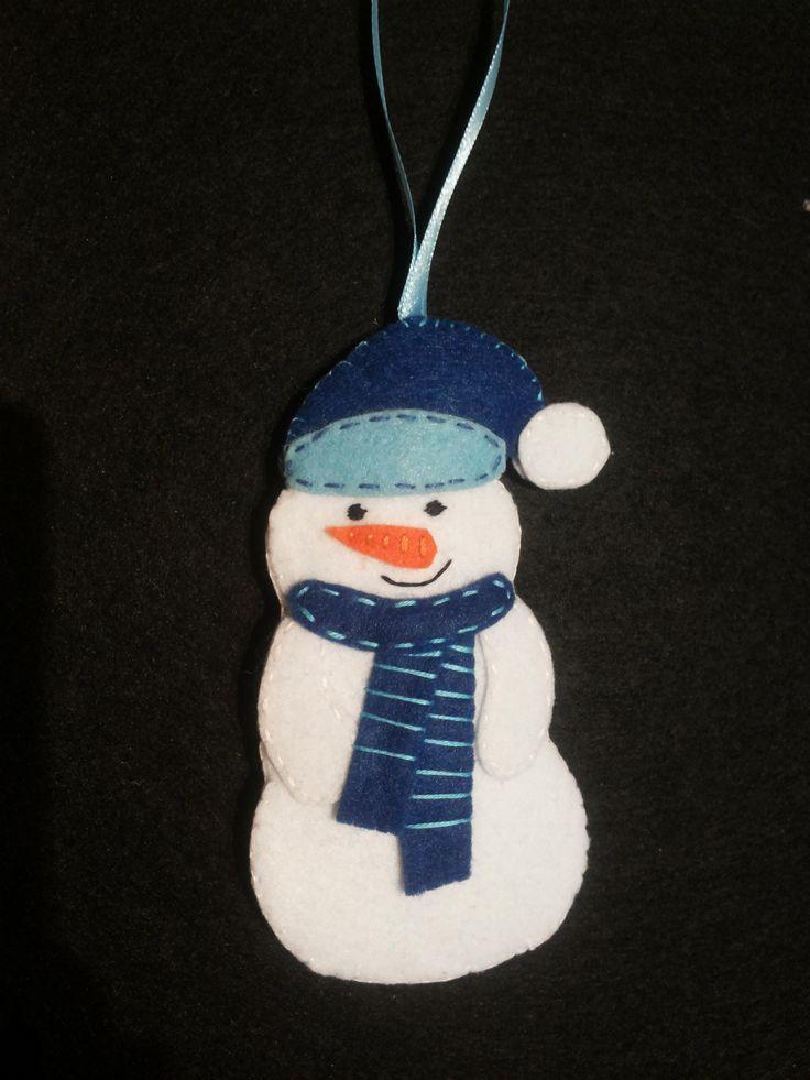 Snowman / bałwan