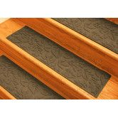 Found it at Wayfair - Aqua Shield Dark Brown Fall Day Stair Tread