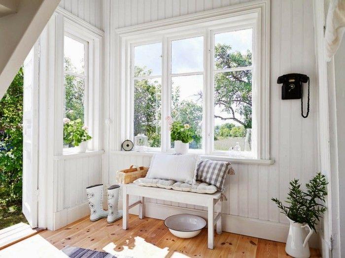 Landhaus Deko Haus Deko Wie In Skandinavien