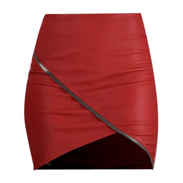 17 Best ideas about Red Mini Skirt on Pinterest   Plaid mini skirt ...