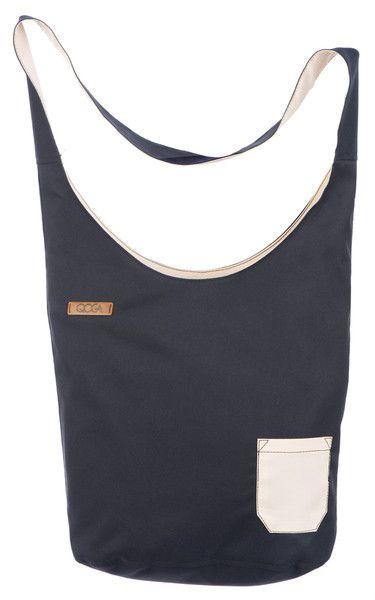 torba colours DEEP BLUE - qoga_bags - Torby plażowe