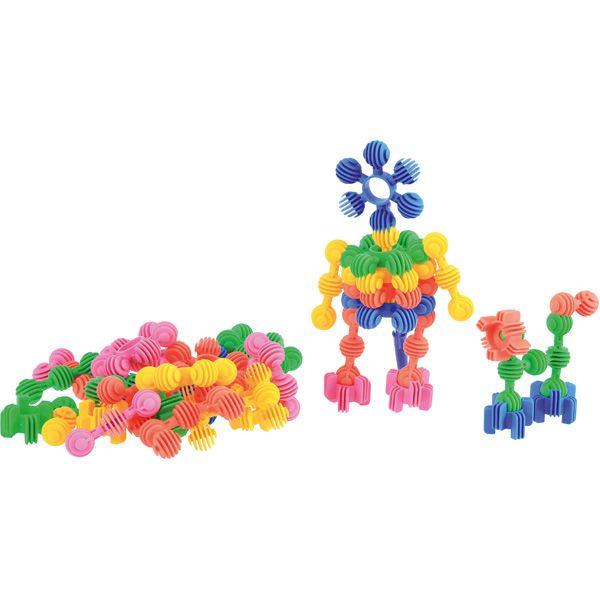 Klocki konstrukcyjne FLO Moje Bambino #bricks #fun #kids #toys  http://www.mojebambino.pl/zabawki-klocki-i-gry/3570-klocki-konstrukcyjne-flo.html
