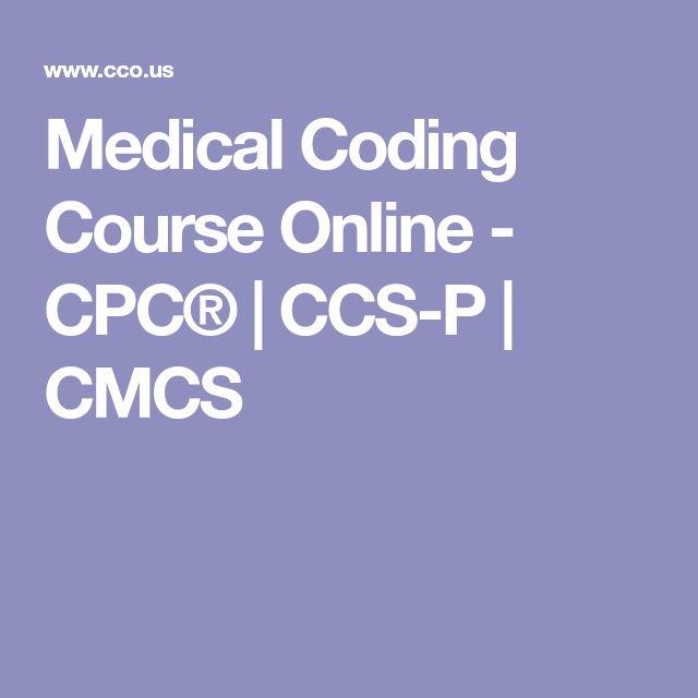 Medical Coding Course Online - CPC® | CCS-P | CMCS