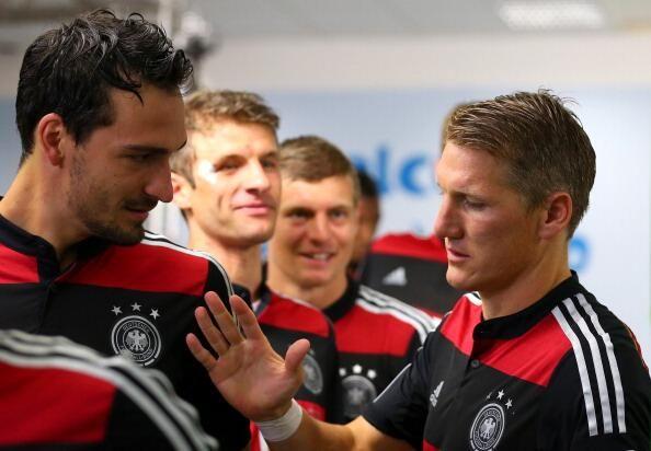mondiali brasile 2014-hummells-schweinsteiger-germania