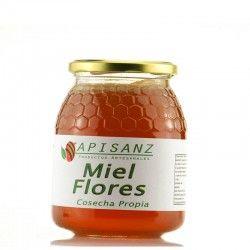 Miel mil flores, 1kg