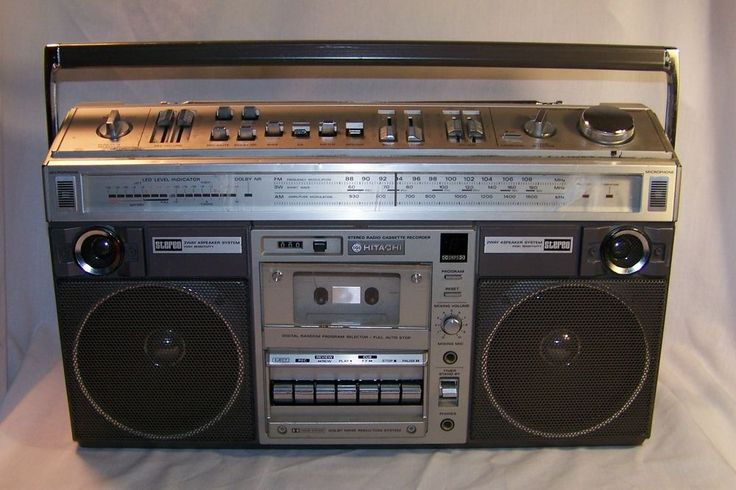 17 best images about old tech etc on pinterest boombox radios and vintage. Black Bedroom Furniture Sets. Home Design Ideas