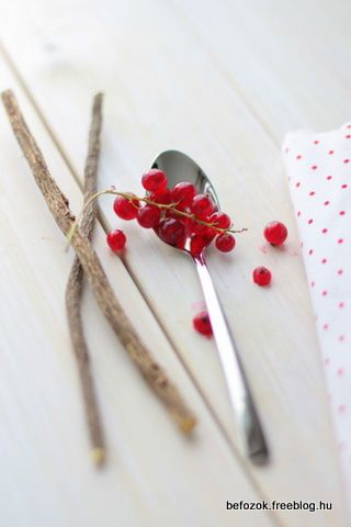 ribizlilekvár édesgyökérrel - Eszter Befőz