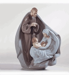 Lladro 06994 Birth of Jesus http://lladro.stores.yahoo.net/0biofje.html
