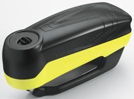 Λουκέτο δισκοφρέου με συναγερμό ABUS DETECTO 7000 RS3.   Με αισθητήρα δόνησης και ενωματωμένη σειρήνα.   Μέγεθος : 70mm  Βάρος : 600gr   Δείχτη Ασφαλείας : 10  Περιέχει :  Μπαταρίες  Τσαντάκι μεταφοράς  Σπηράλ - καλώδιο υπενθύμησης  2 κλειδιά