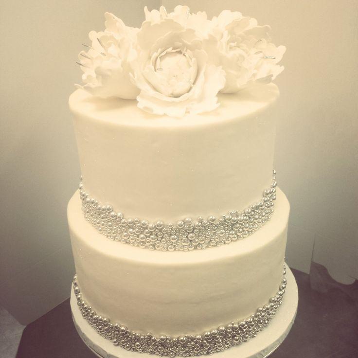 Tier Wedding Cake Pinterest