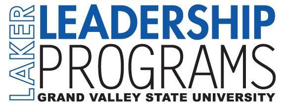 Laker Leadership Programs at Grand Valley State University
