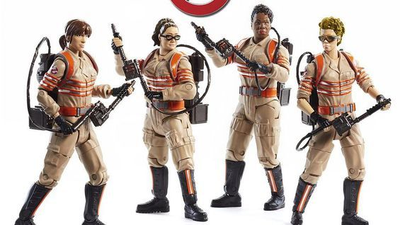 Newswire: New Ghostbusters toys are coming, but where are the guys?