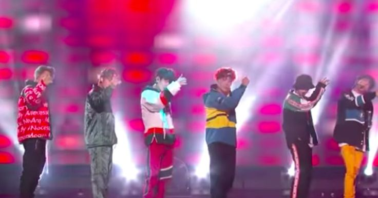 Watch K-Pop Stars BTS Dance, Perform 'Blood Sweat & Tears' on 'Kimmel' #headphones #music #headphones