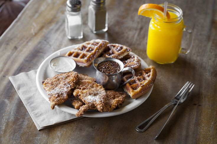 Like a match made in heaven, the best chicken and waffles in LA are your perfect brunch dish—fried, sweet, savory and everything in between